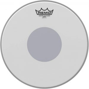 Controlled sound white dot coated 12 img