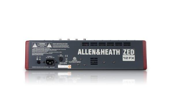 Zed 12fx back 2800