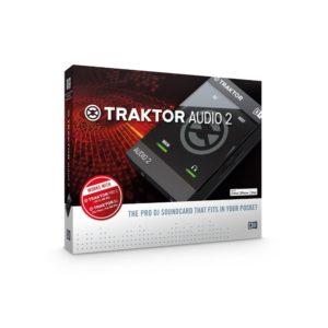 Traktor audio 2 mkii