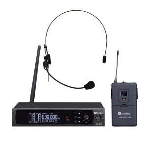 Prodipe uhf b210 dsp headset solo img