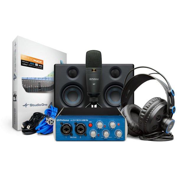 Presonus aubiobox 96 ultimate studio
