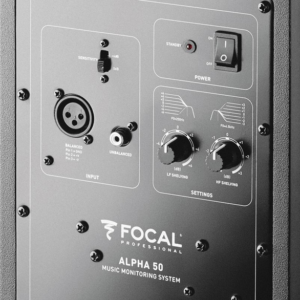 Focal alpha 50 back