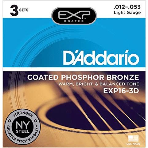 Daddario exp163d