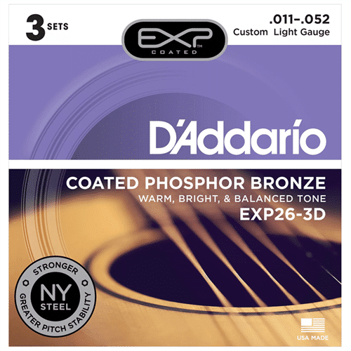 Daddario exp263d