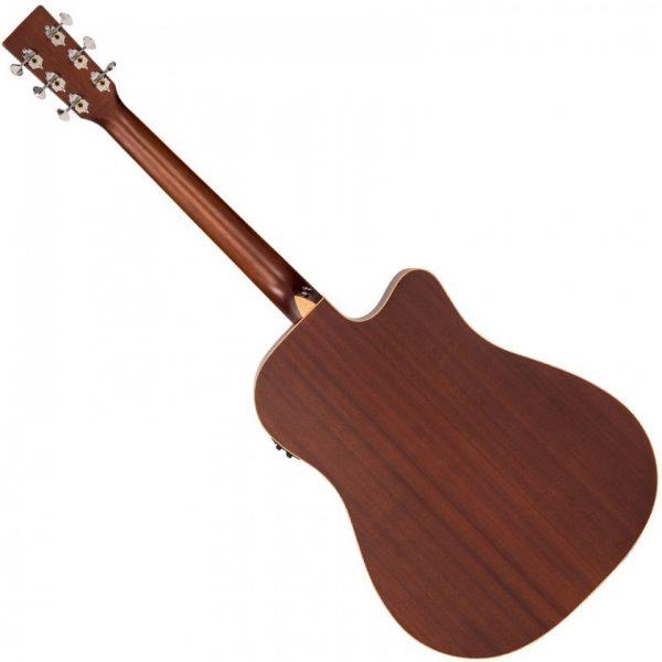 Pr63466bi24031 lvec550n vintage left handed electro acoustic satin natural imd