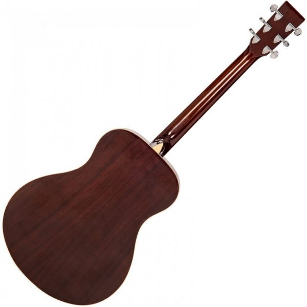Pr369bi24359 v300vsb vintage folk guitar solid top vintage sunburst imd