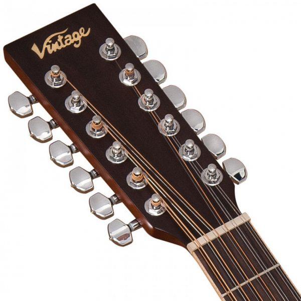 Pr377bi24112 v501 12 vintage acoustic 12 string guitar satin natural imd