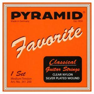 Pyramid clear nylon img