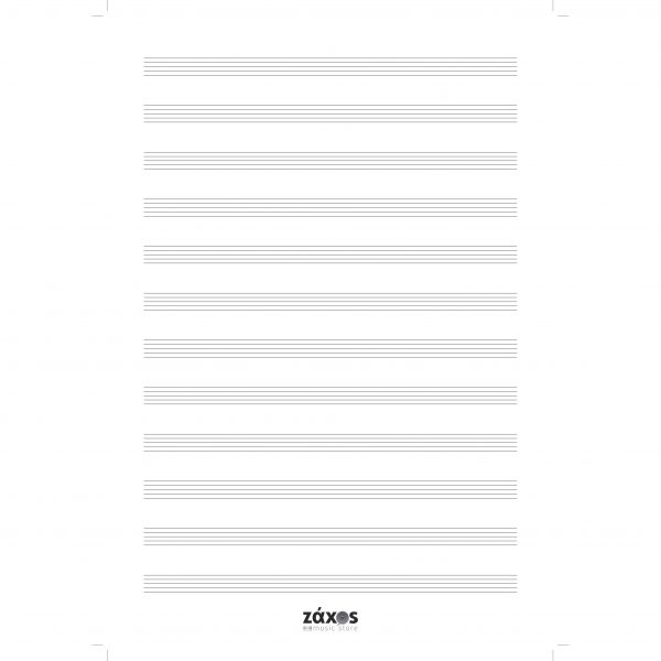 Tetradio mousikis print Α4 21x29,5