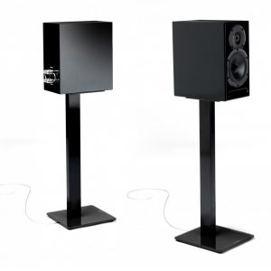 Norstone esse stand black img