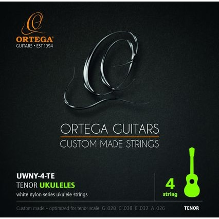 Ortega uwny 4 so Χορδές ukulele tenor 446231