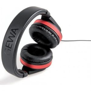 Audio six blackred