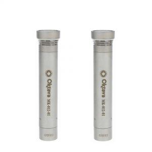 Oktava mk 012 01 pair silver img